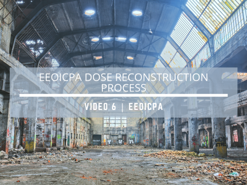 EEOICPA-Dose-Reconstruction-Process
